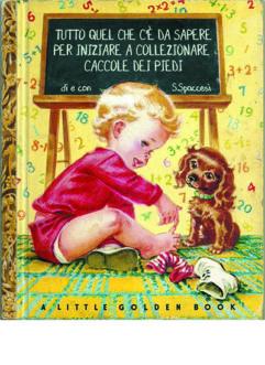 Libri Vintage per l'Infanzia - Collezionare caccole dei piedi