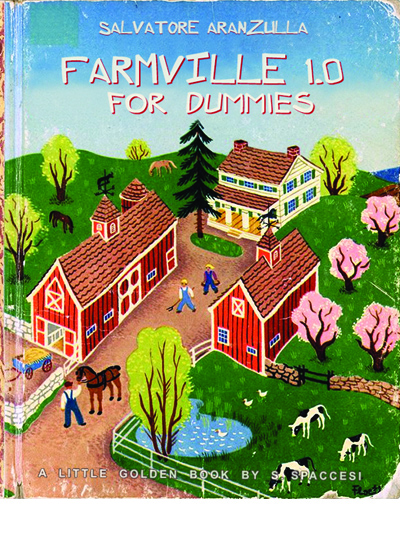 Libri Vintage per l'Infanzia - Farmville for dummies