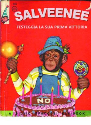 Libri Vintage per l'Infanzia - Salveenee festeggia