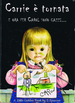 Libri Vintage per l'Infanzia | Carrie è tornata