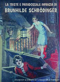 Libri Vintage per l'Infanzia | La paradossale infanzia di Brunhilde Schroedinger