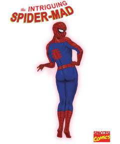 Libri Vintage per l'Infanzia | The Intriguing Spider-Mad